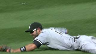 White Sox option outfielder Danks; Eaton returns