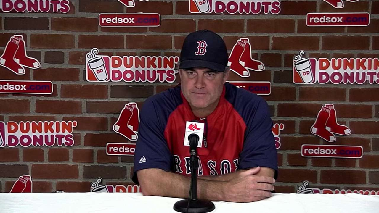 Red Sox option Workman to Triple-A, recall Hembree