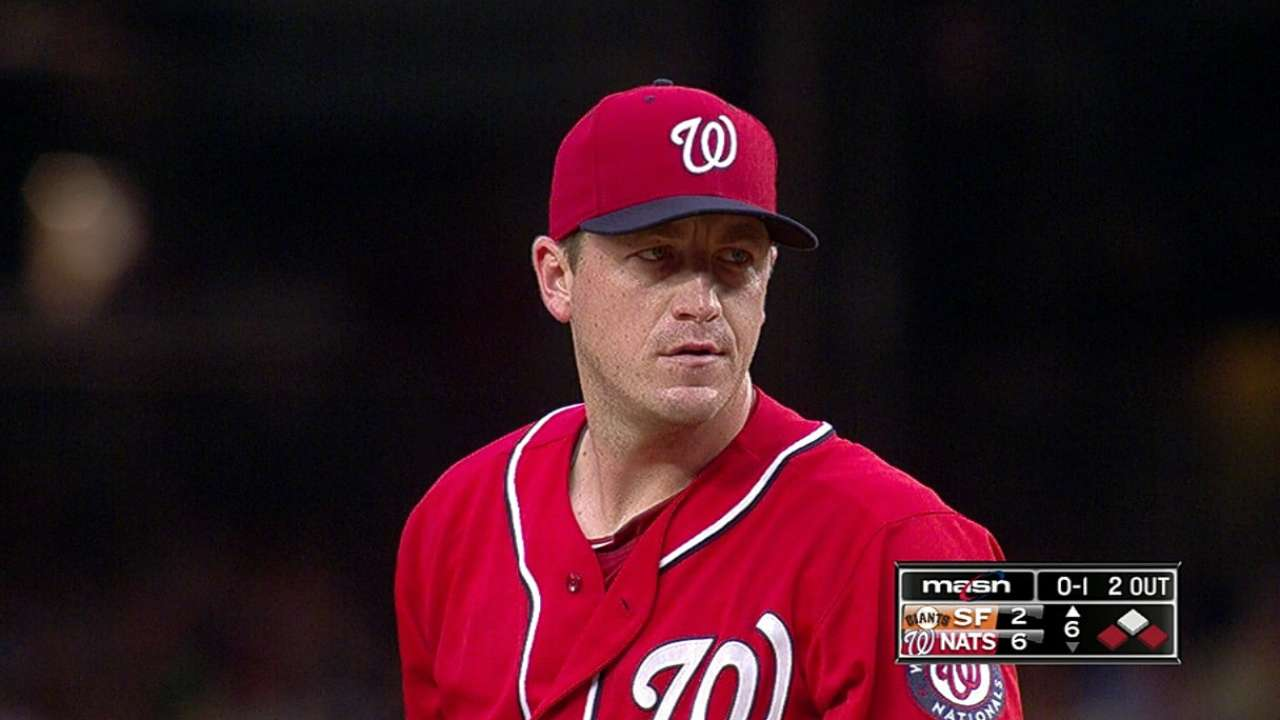 With new life, Zimmermann gets win for Nationals