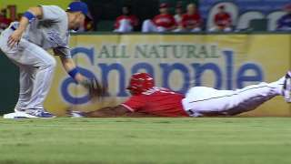 Rangers, Royals each lose replay challenge