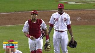 'Invested' Chapman shows his shoulder is fine