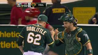 Doolittle hits DL with right intercostal strain