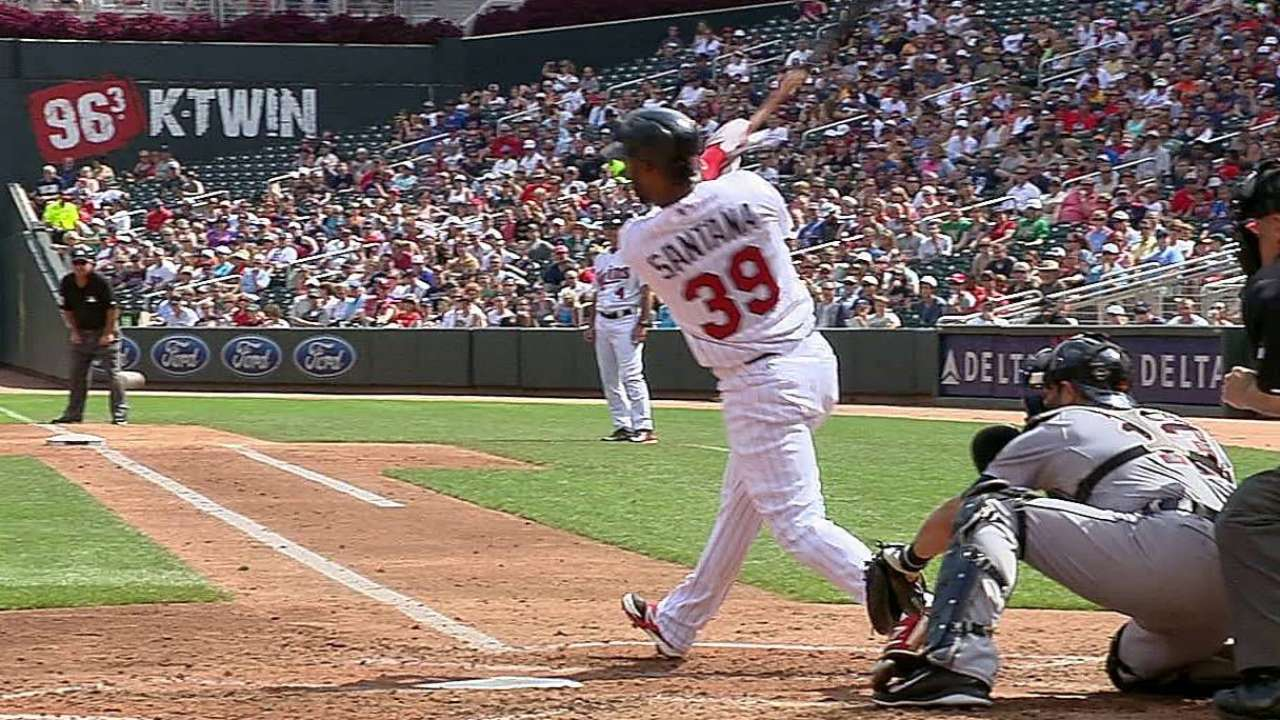 Twins unable to corral heavy-hitting Tigers