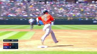Hand turns in rocky outing as Marlins drop finale
