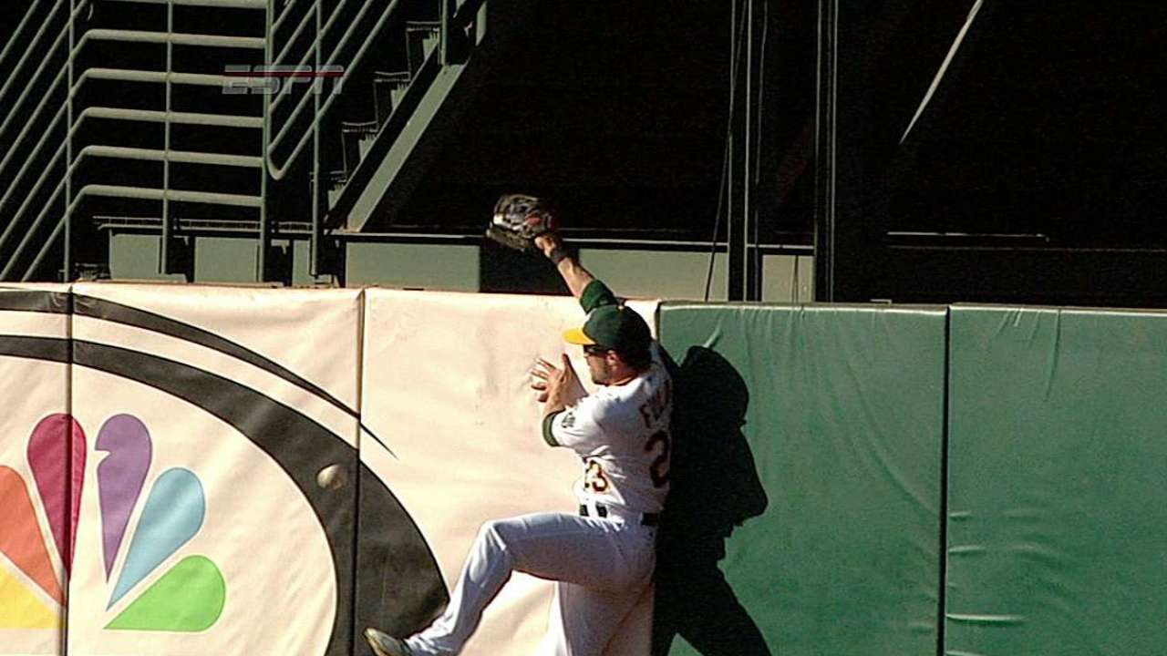 Fuld day to day after banging left knee on wall