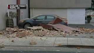 Bay Area earthquake 'pretty crazy' for A's Sogard