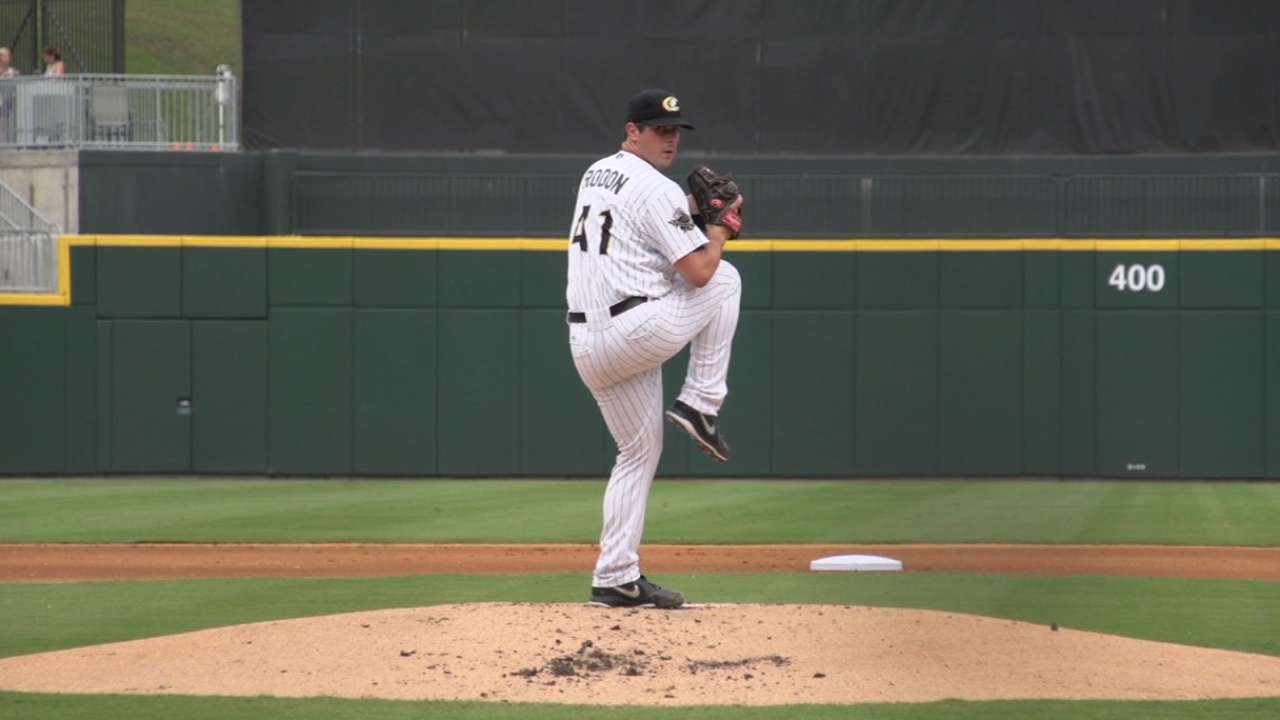 Rodon will start Saturday -- for Triple-A Charlotte