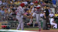 Cardinals' three-run seventh takes down Pirates