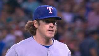 Mikolas sharp as Rangers collect 16th shutout