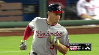 On wrong side of overturned call, Nats fall in Philly