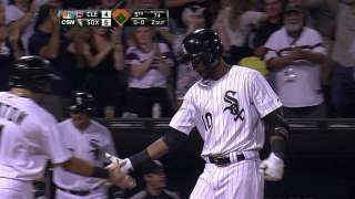 Petricka, White Sox burned by 10th-inning homer