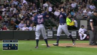 Perez a quality fill-in for Tribe in Gomes' absence