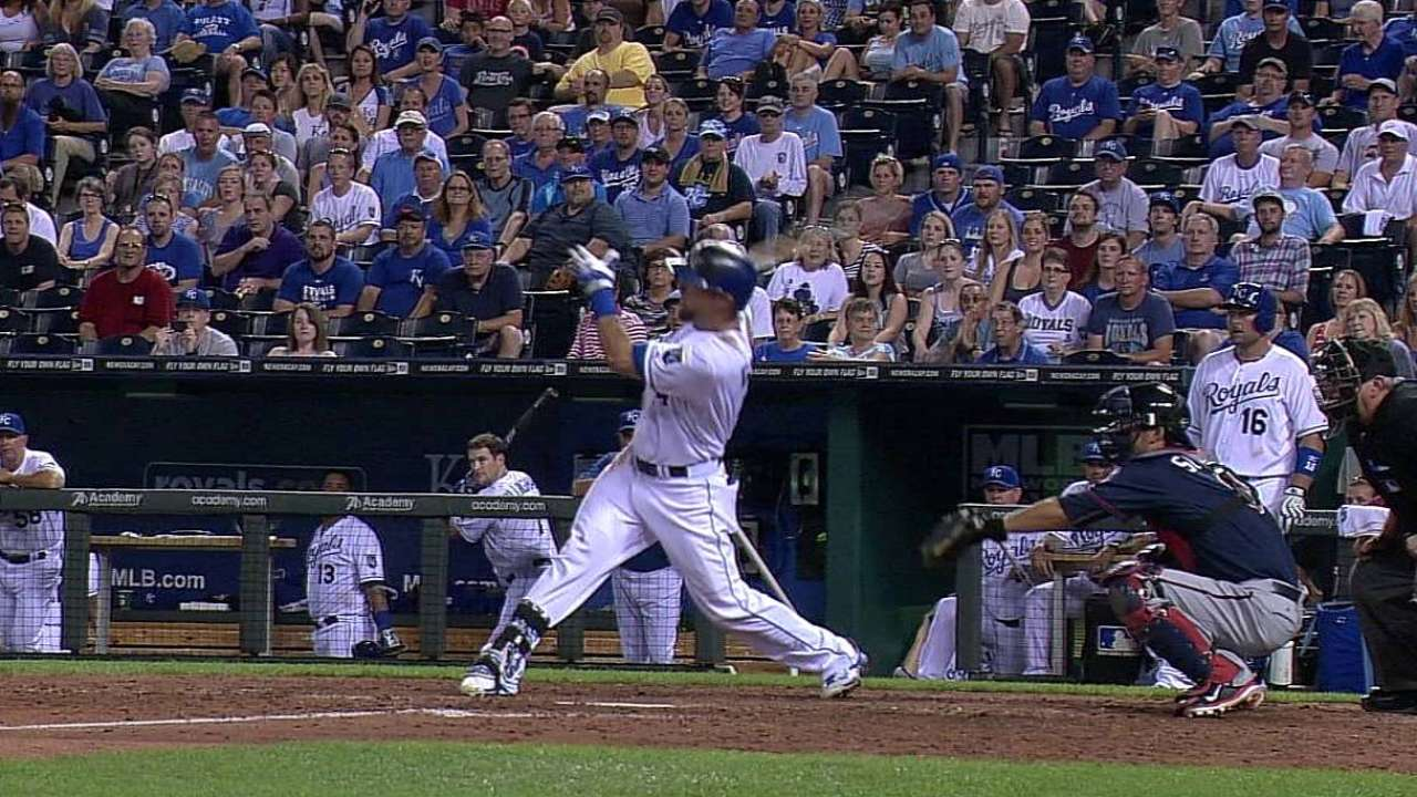 Anonymous batboy calls KC's walk-off finish