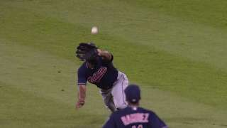 Catch shows healthy Bourn at his best