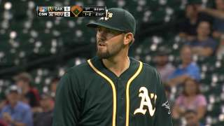 A's hoping to reverse course with new addition