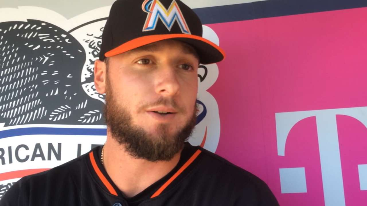 Marlins in win-now mode for stretch run