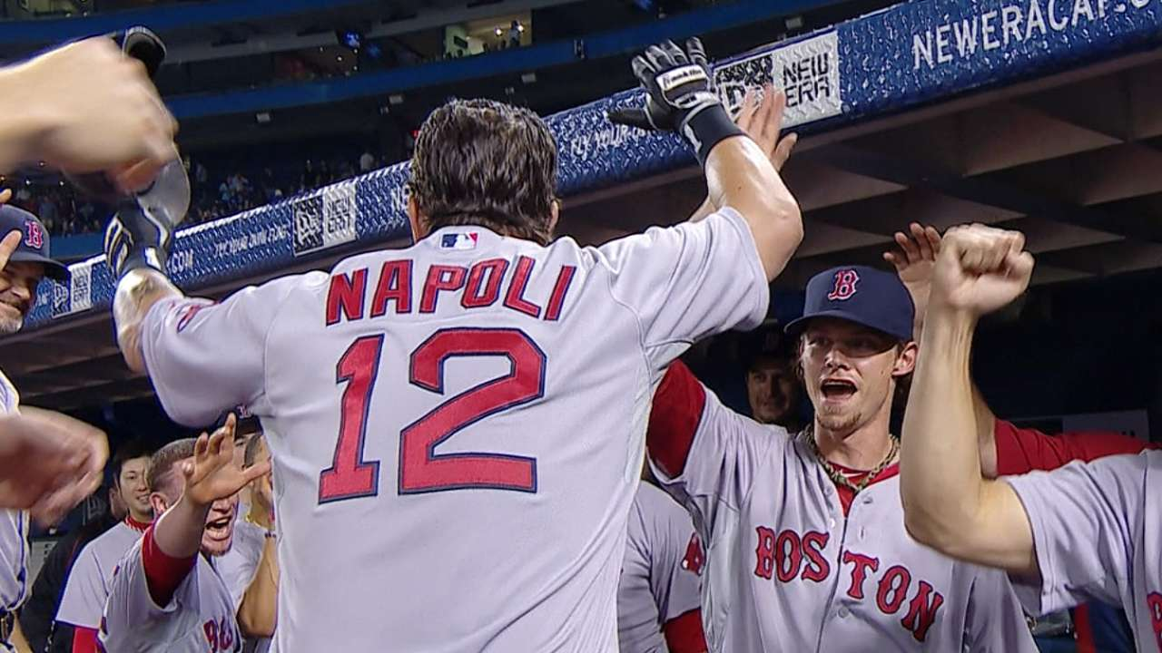 Spot on: Sox use seven-run rally to sink Jays