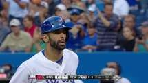 BOS@TOR: Bautista launches a solo homer to center