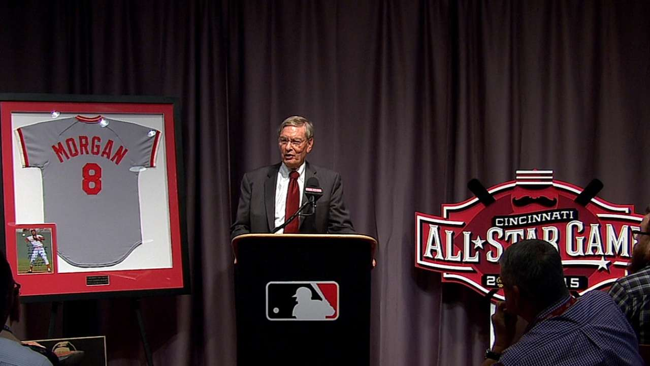 Reds, MLB planning to make 2015 All-Star Game a hit