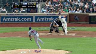 Mets come up short to drop Wheeler's solid effort