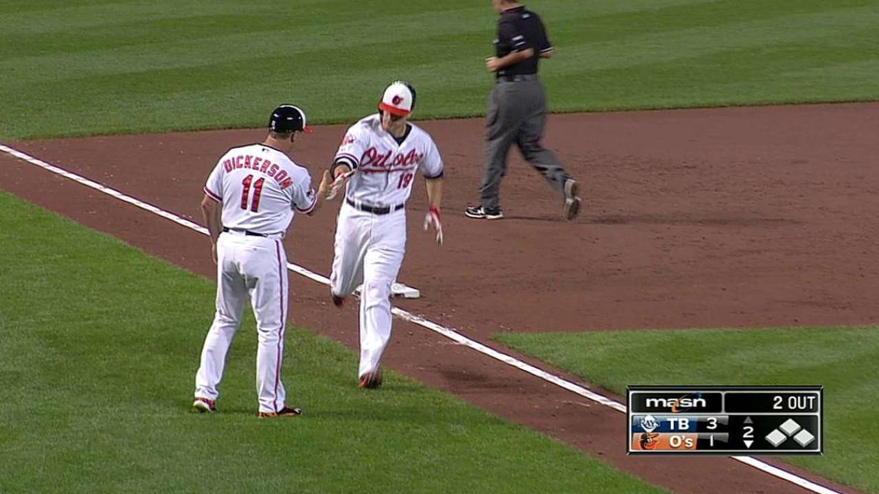 O's bats can't figure out Smyly