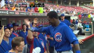 Soler goes deep, aids late rally that falls short