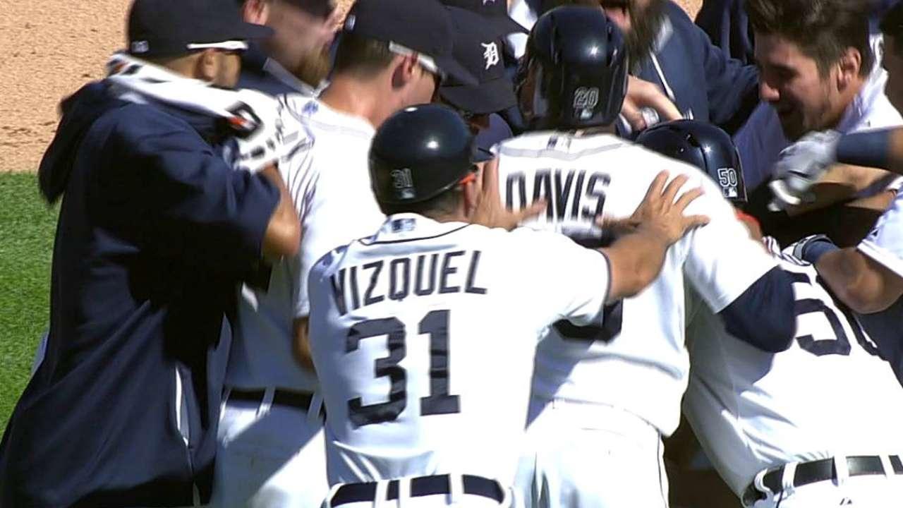 Avila y los Tigres le sacaron la serie a Yankees