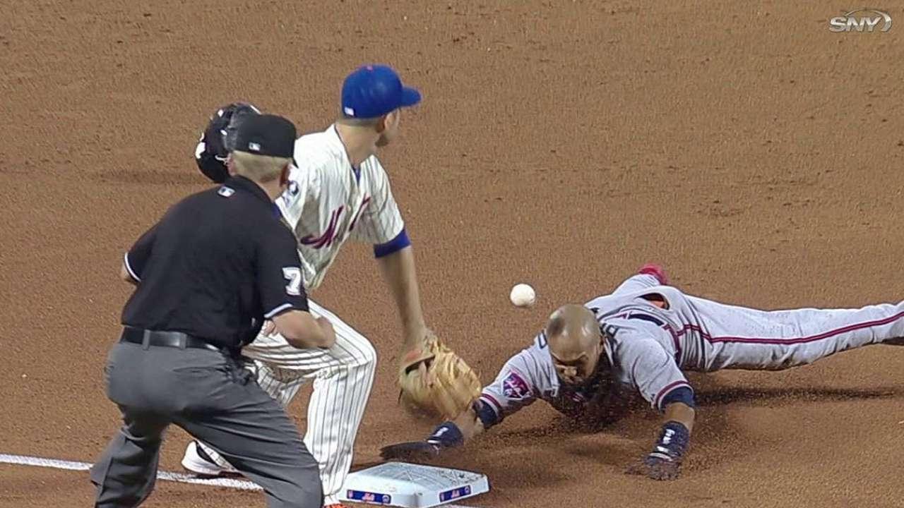 Minor maniató a los Mets en triunfo de los Bravos