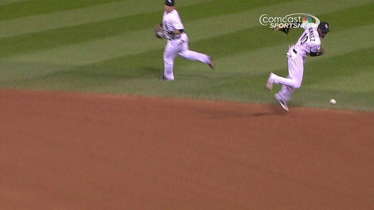 Ramírez pega 2 hits pero White Sox caen con Indios