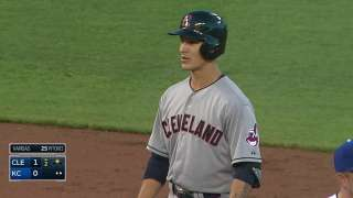 Walters working to become more complete hitter