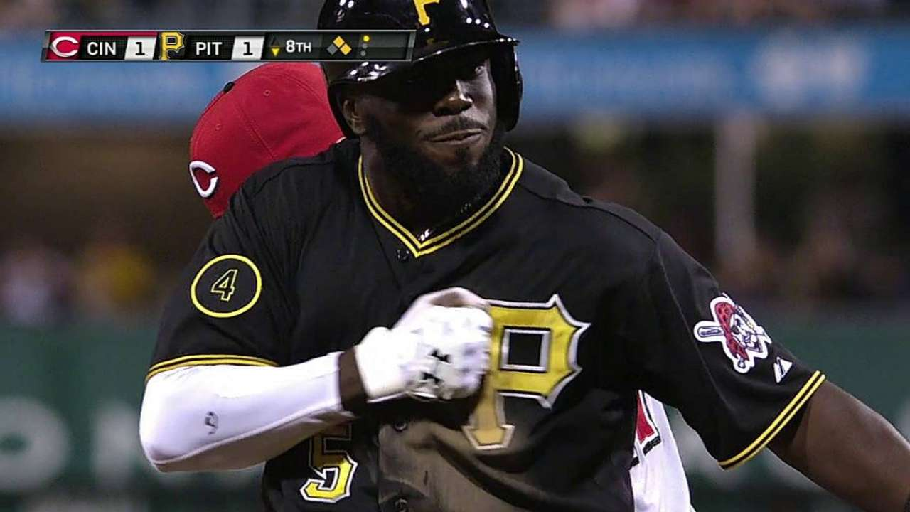 Pirates recall Lambo from Indianapolis
