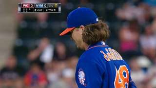 deGrom making case to be NL Rookie of the Year