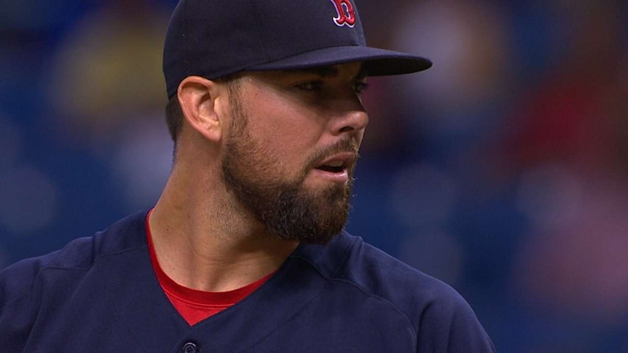 Farrell leaning toward implementing six-man rotation