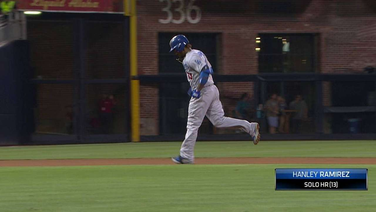 Dodgers' West lead slips as Correia takes loss