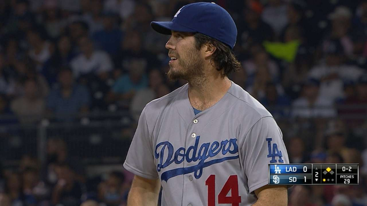 Haren to have next start pushed back