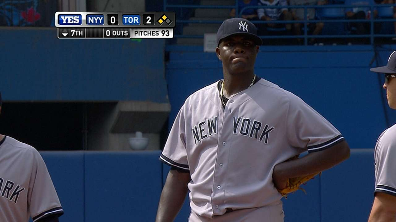 Yankees find one hit doesn't take them far