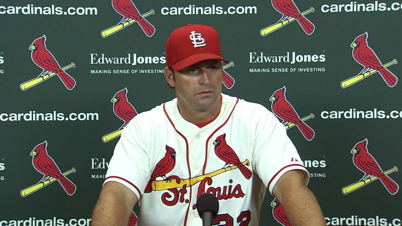 Masterson's job in question after shaky start