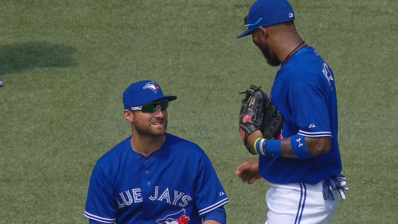Gose, Pillar to see more action with Melky out for year