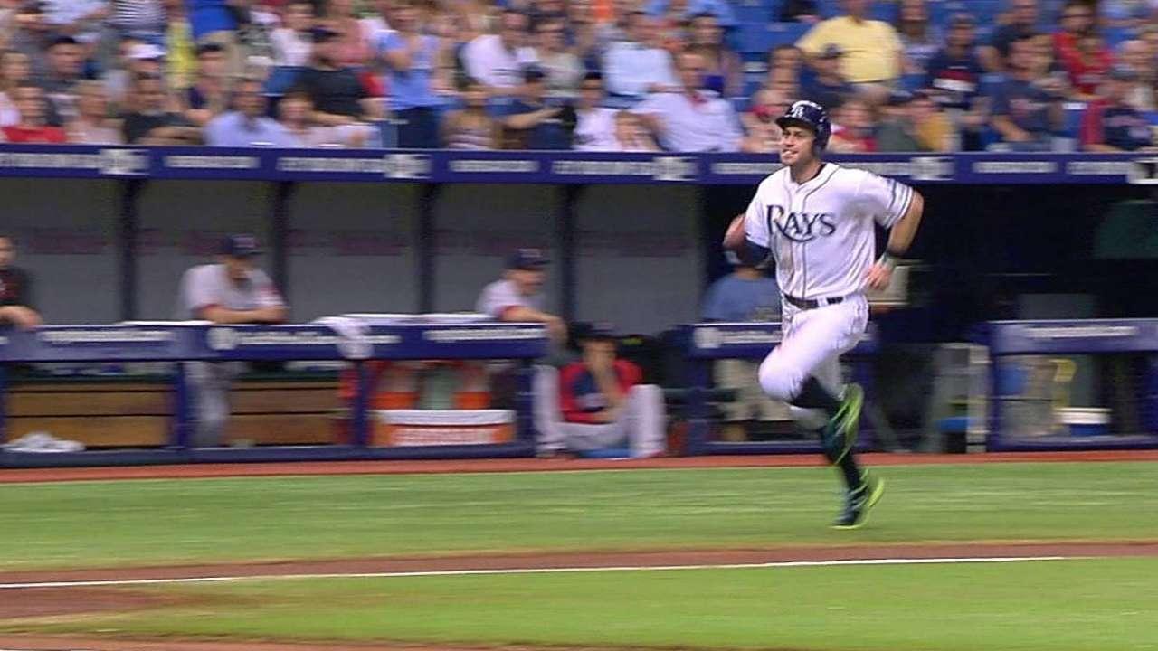 Odorizzi brilla en triunfo de los Rays ante Boston