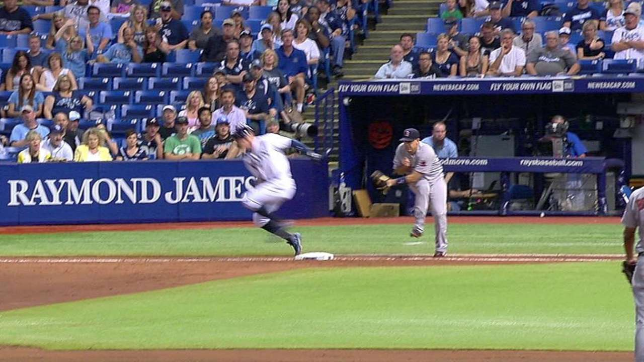 Rays lose review as call upheld in Red Sox's favor