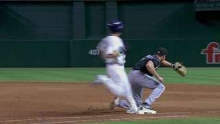 Inciarte out at first as D-backs lose challenge