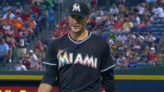 Brilliant Cosart sets up Marlins' shutout of Braves