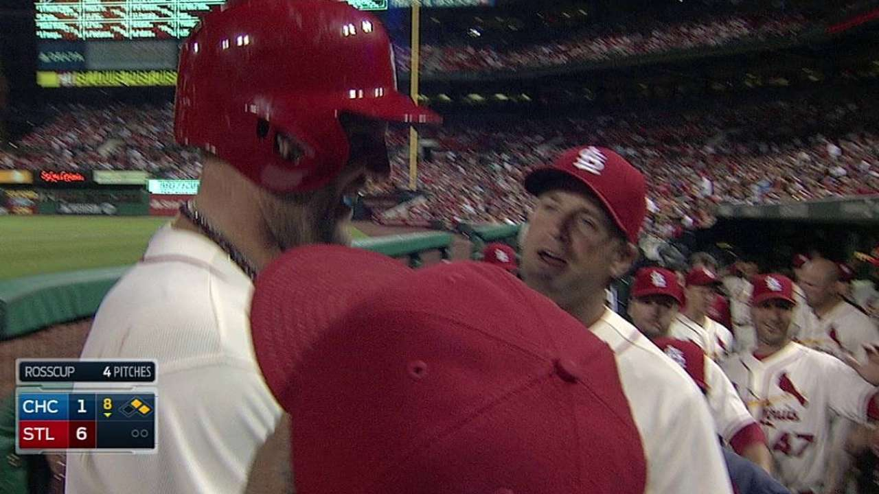 Taveras seeing playing time shrink with Cardinals