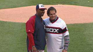 La Russa hopes energy builds on South Side