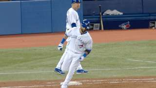 Bautista homers in fifth straight game