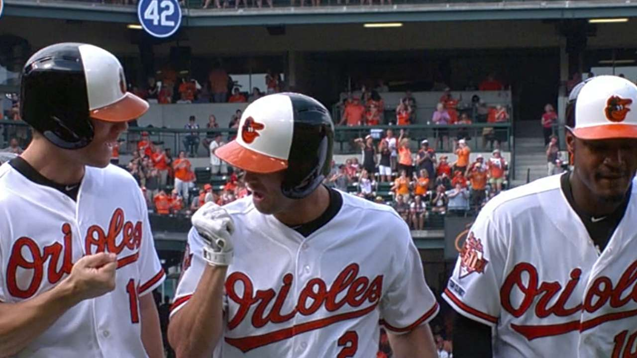 O's enjoying stellar season despite key injuries
