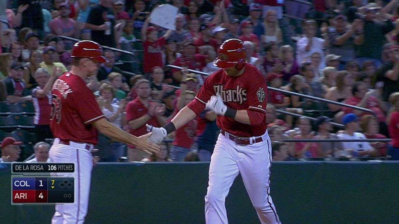 D-backs back Anderson to take series win