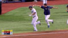 Time to re-Joyce: Rays walk off in extras