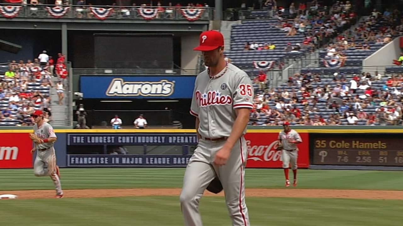 Inbox: Do the Phillies need to deal Hamels in the offseason?