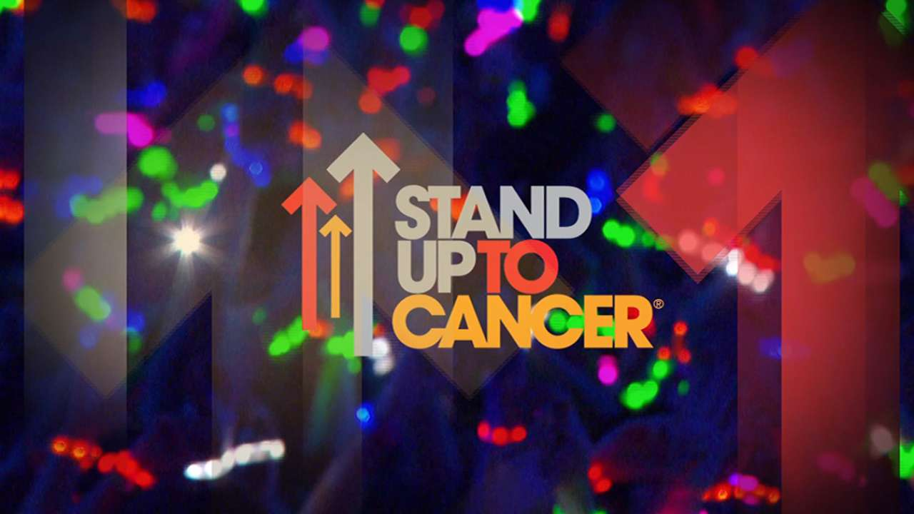 MLB-backed Stand Up To Cancer hosts fourth telethon